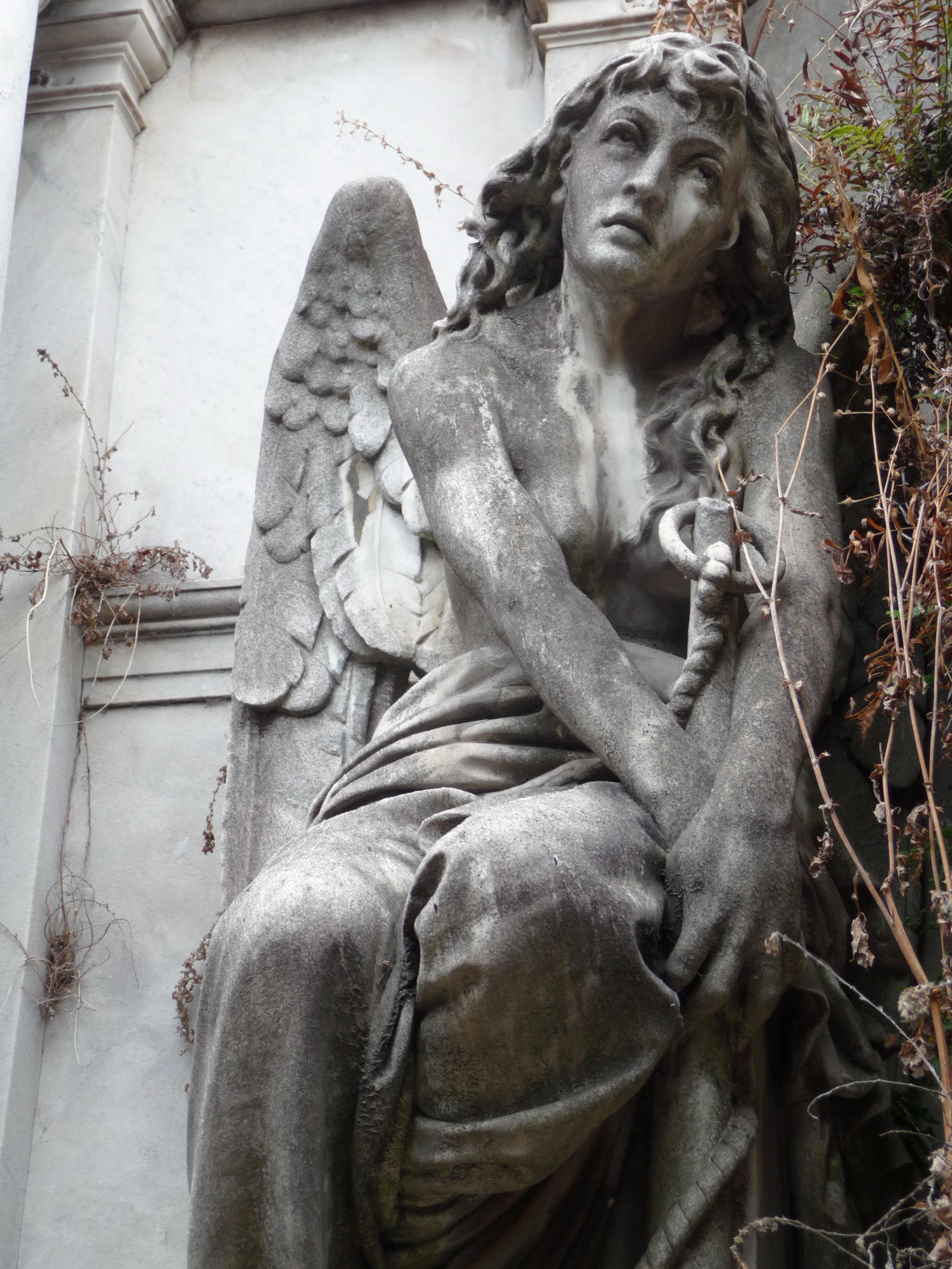 Photo by Aku Aku. Cementerio de La Recoleta, Buenos Aires.
